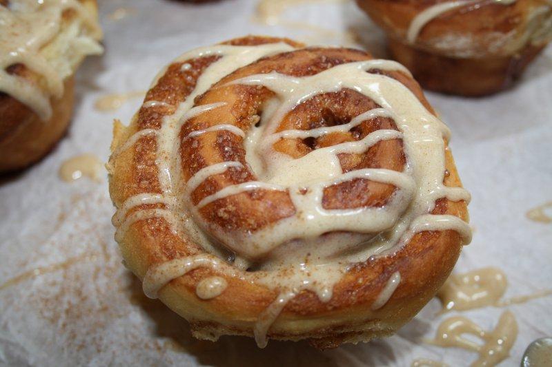 Cinnamon Swirl Buns | Forever Baking . . .