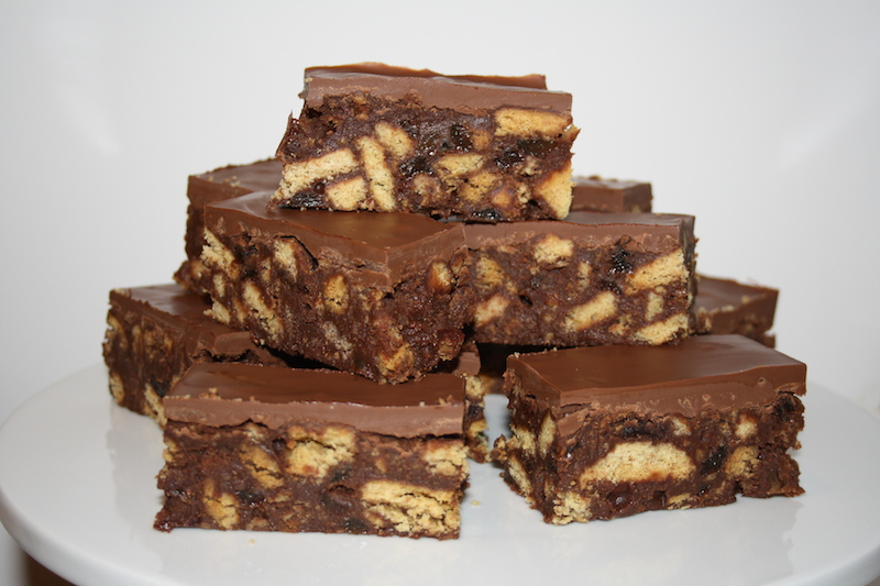 How Far In Advance Can I Make Chocolate Biscuit Cake